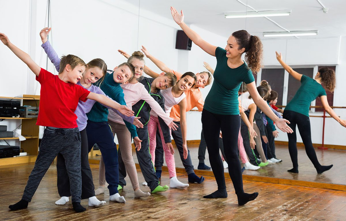 DreamClass for Dance and Yoga classes